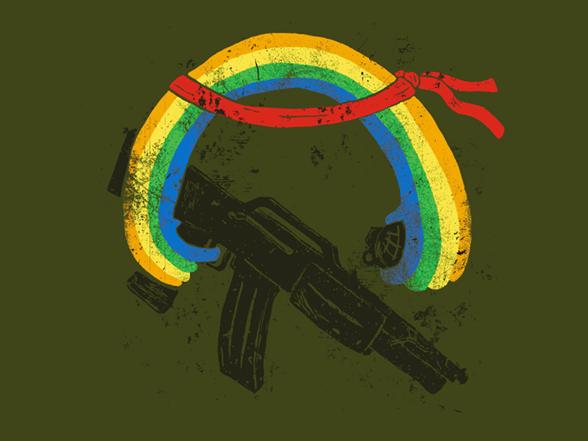 Rain-bo T Shirt