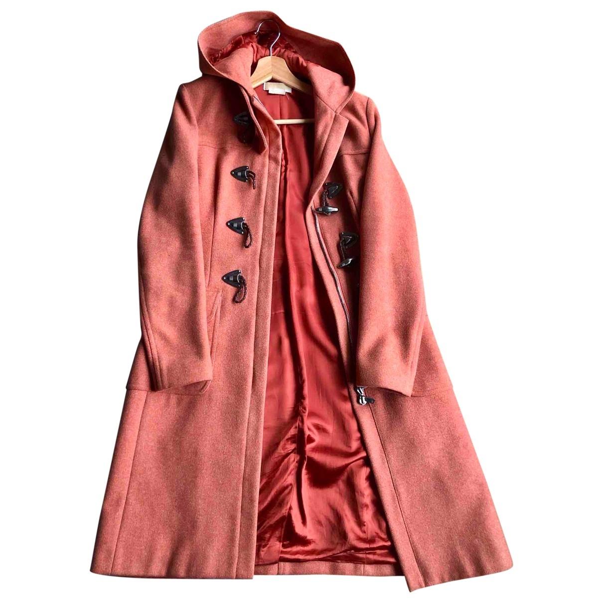 Michael Kors \N Wool coat for Women 4 US