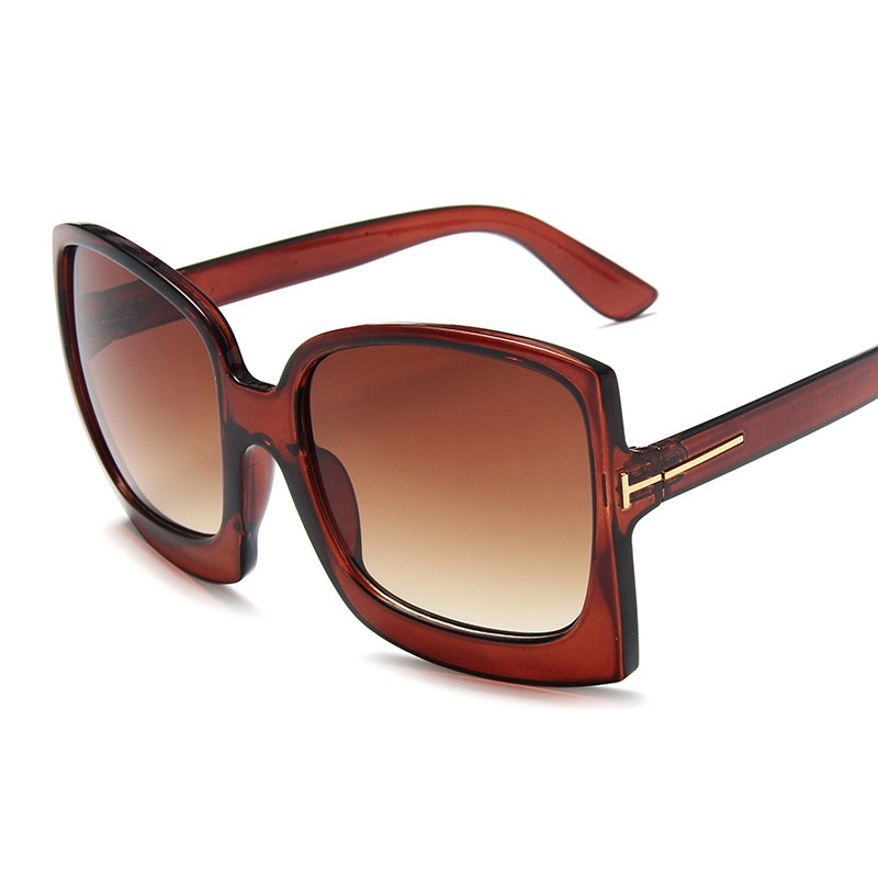 Ericdress Wrap Resin Women's Slim Sunglasses