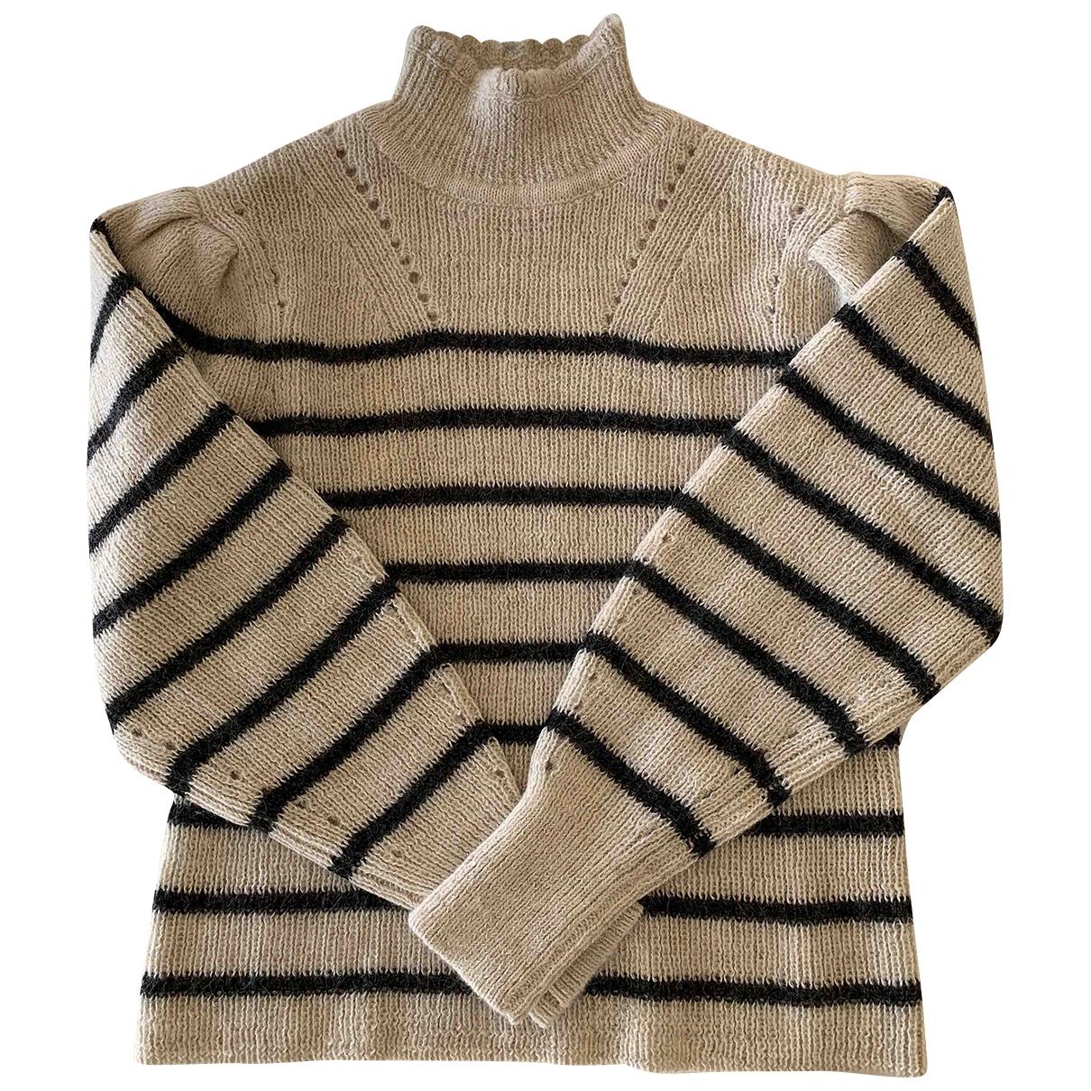 Isabel Marant Etoile - Pull   pour femme en laine - beige
