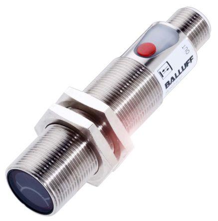 BALLUFF BOS 18M Photoelectric Sensor Through Beam (Receiver) 0 → 20 m Detection Range IO-Link PNP
