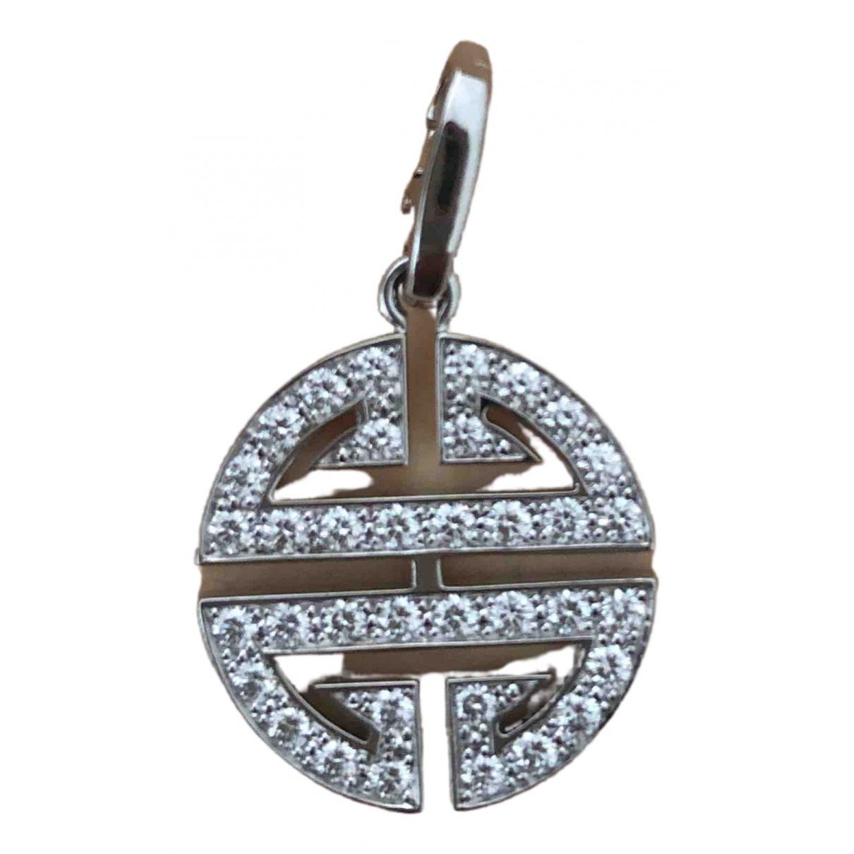 Cartier Le Baiser du Dragon Anhaenger in  Silber Weissgold