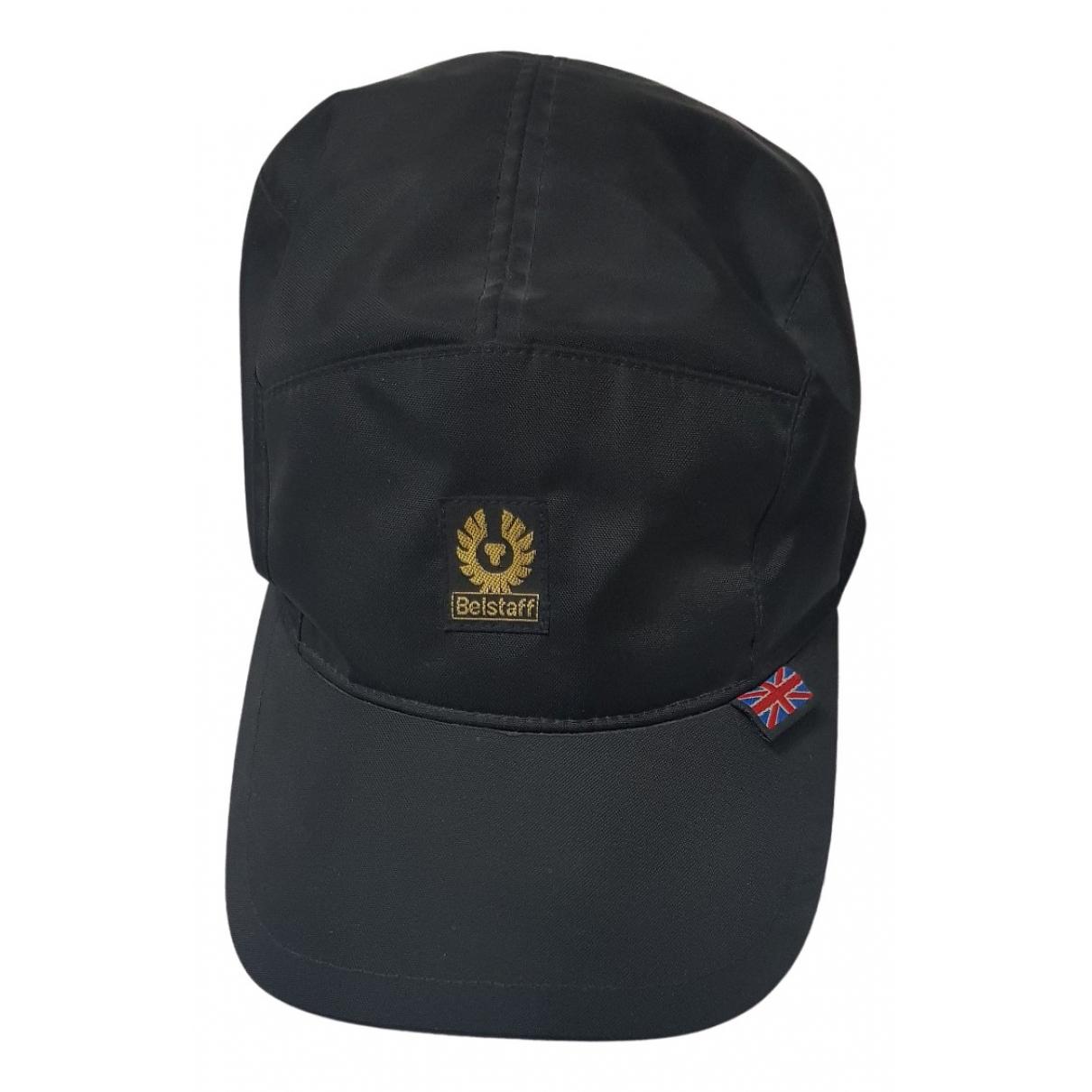 Belstaff - Chapeau & Bonnets   pour homme - noir