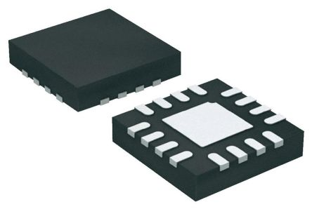 Maxim Integrated Maxim MAX17523ATE+, Voltage Monitor 3.5V max. 16-Pin, TQFN (100)