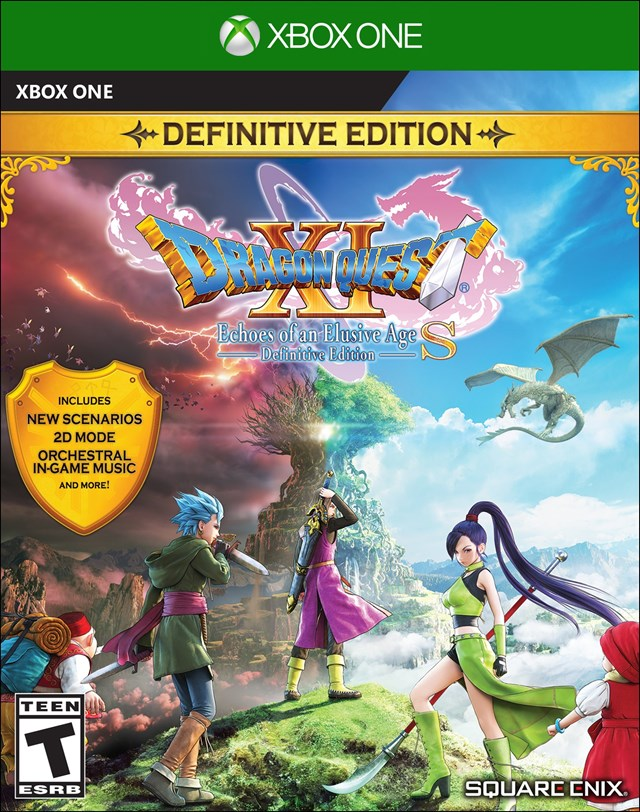 Dragon Quest XI: Echoes of an Ellusive Age - Definitive Edition