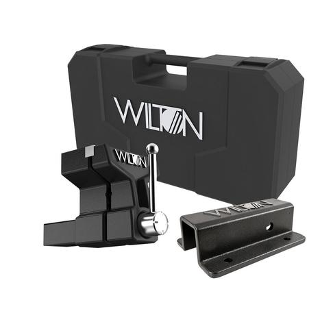 Wilton All Terrain Vise with Carrying Case