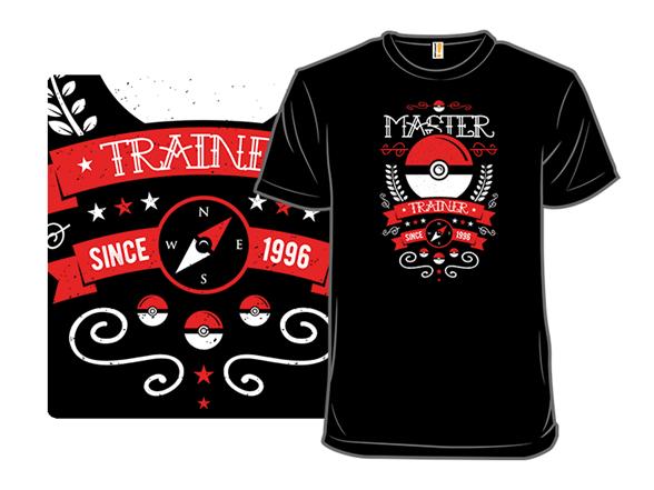Master Trainer T Shirt