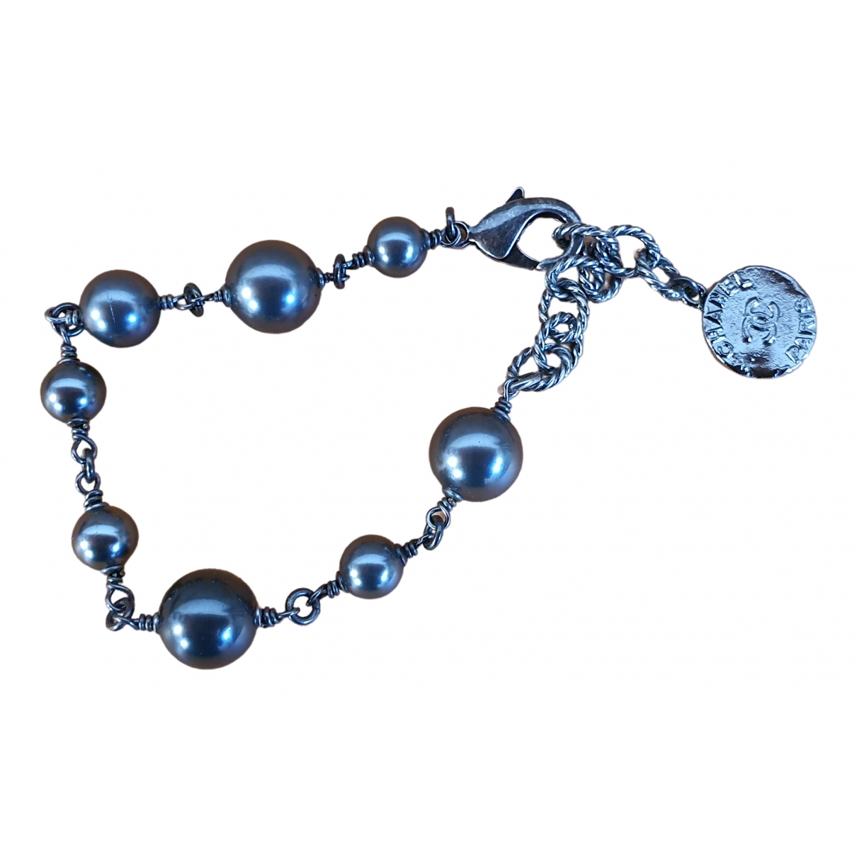 Chanel \N Armband in  Bunt Metall