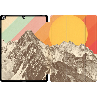 Apple iPad 9.7 (2017) Tablet Smart Case - Mountainscape von Florent Bodart