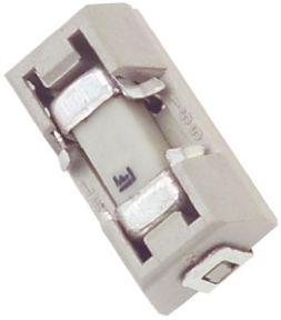 Littelfuse 1.5A F Non-Resettable Surface Mount Fuse, 125V (10)