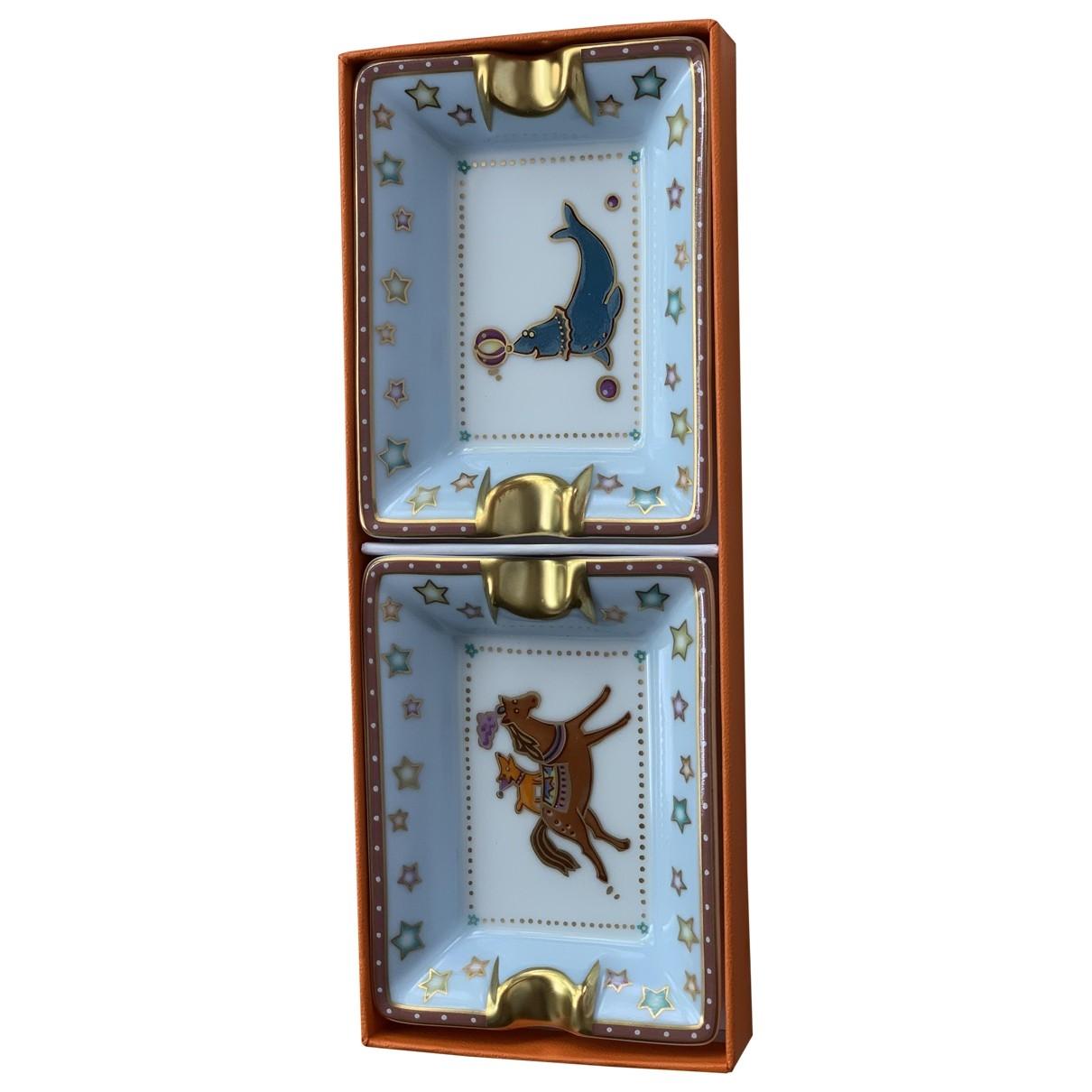 Hermes \N Accessoires und Dekoration in  Bunt Porzellan