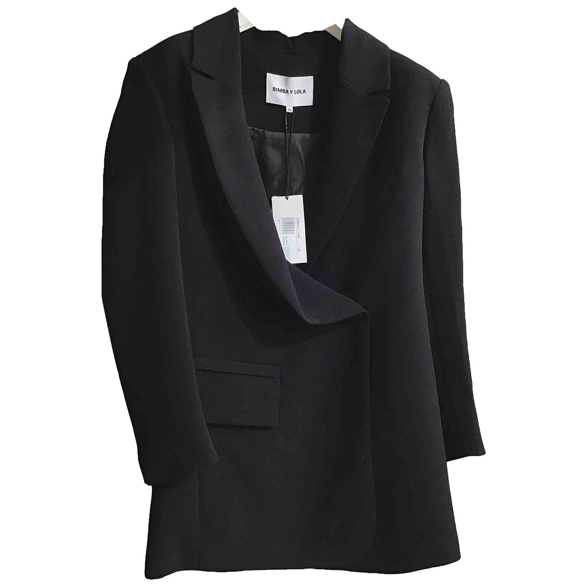 Bimba Y Lola \N Black jacket for Women 36 FR