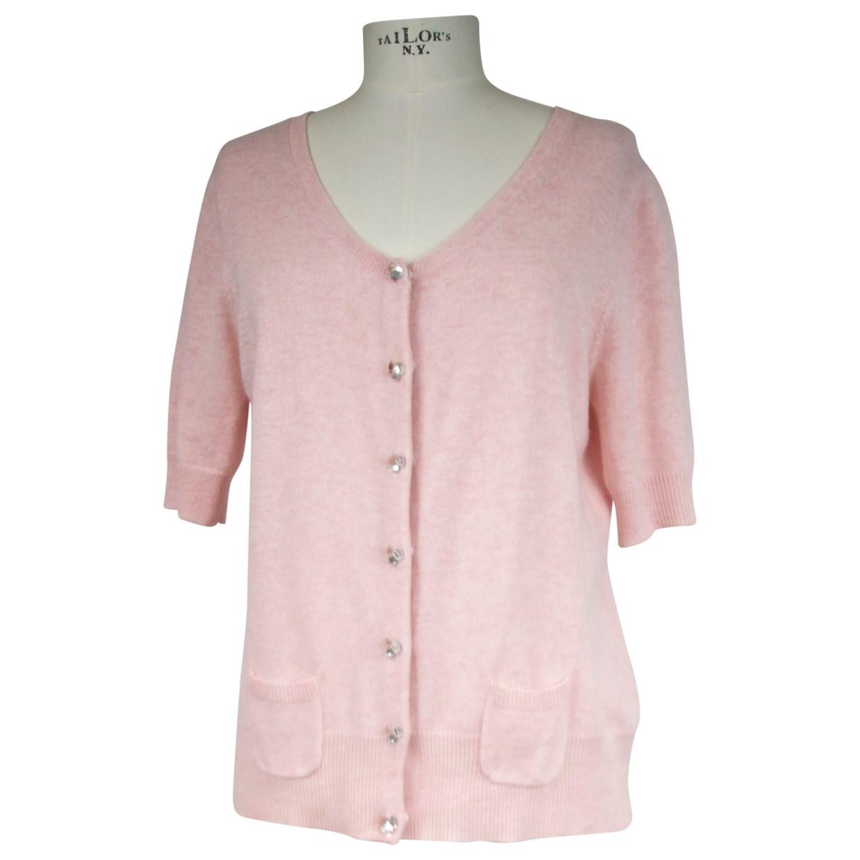 Ftc Cashmere - Pull   pour femme en cachemire - rose