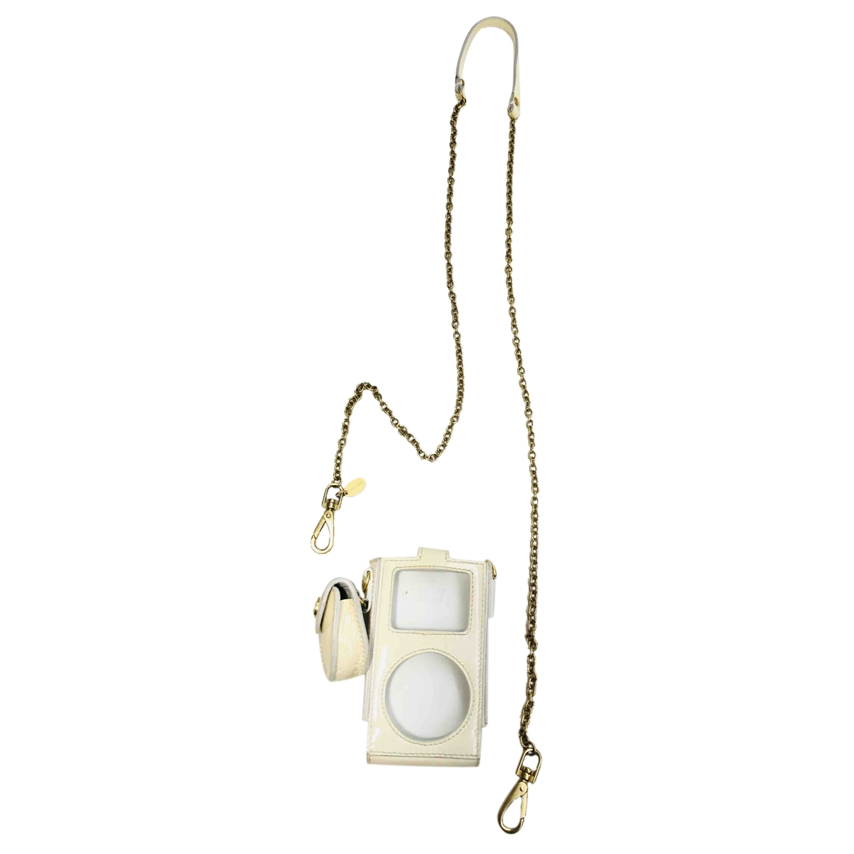 Miu Miu \N White Leather Accessories for Life & Living \N