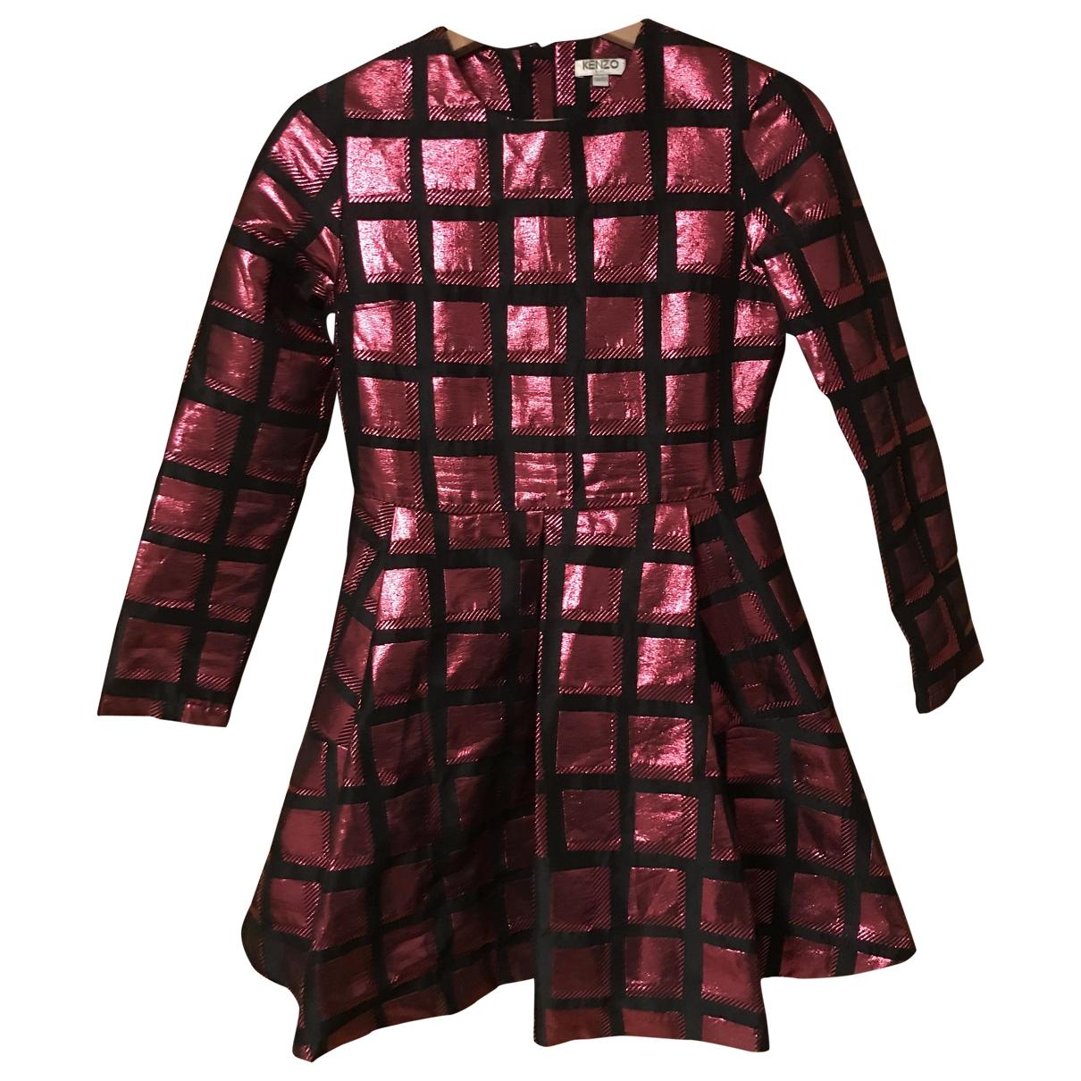 Kenzo - Robe    pour enfant - rouge