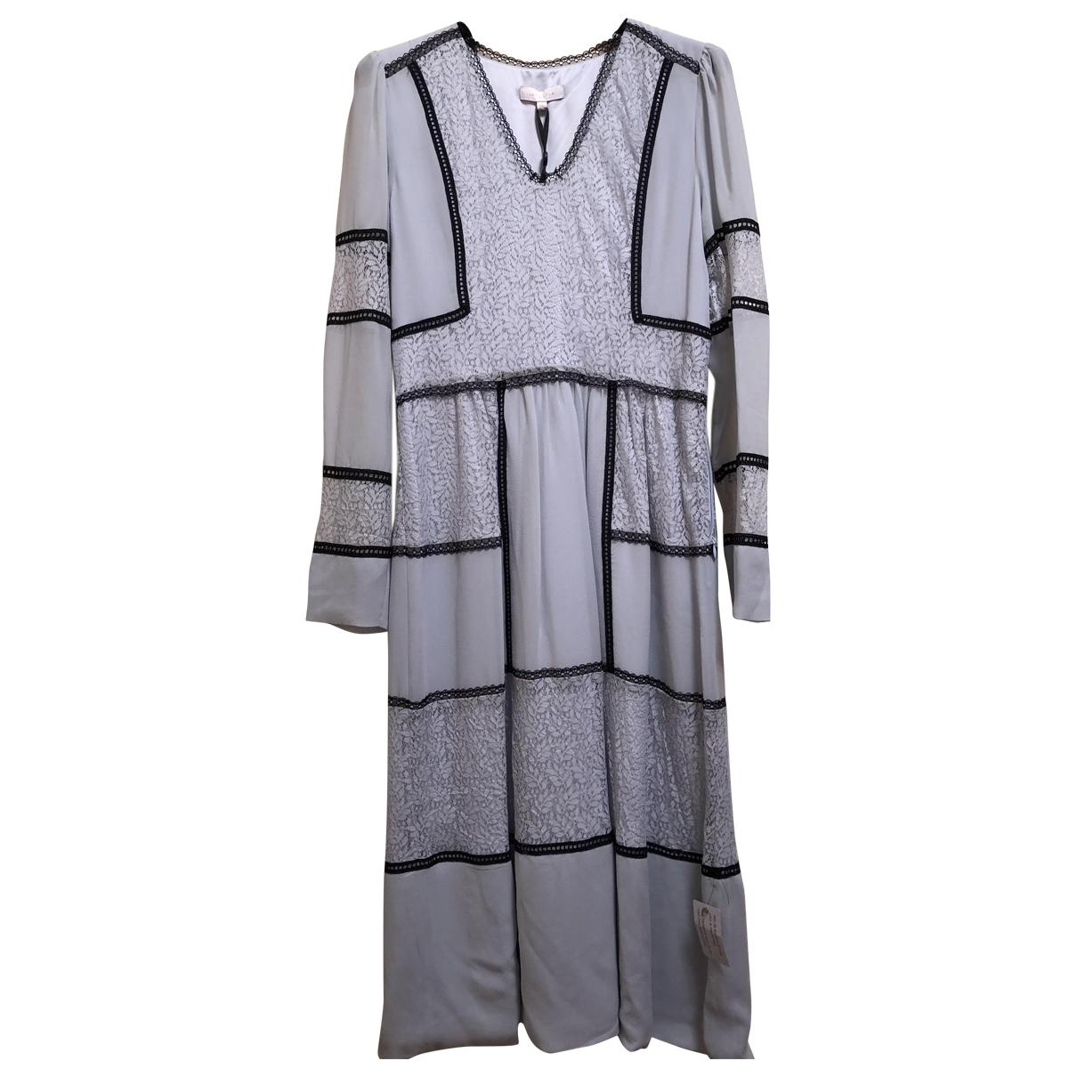 Hoss Intropia \N Kleid in Viskose