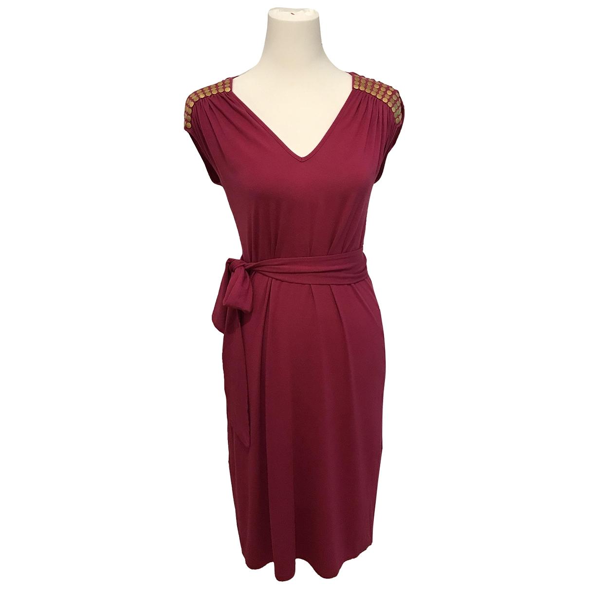 Melissa Odabash \N Kleid in  Rosa Baumwolle