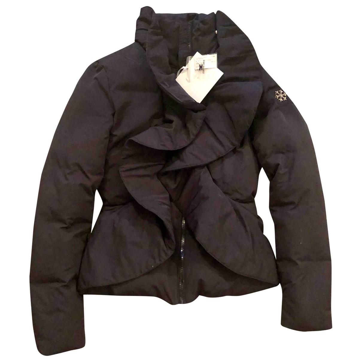 Elisabetta Franchi \N Blue jacket for Women 38 IT