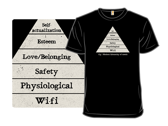 A Modern Hierarchy T Shirt