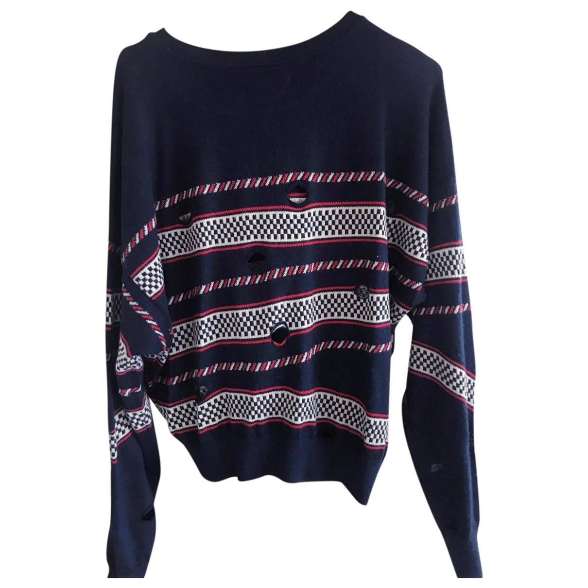 Isabel Marant Etoile - Pull   pour femme en laine - marine