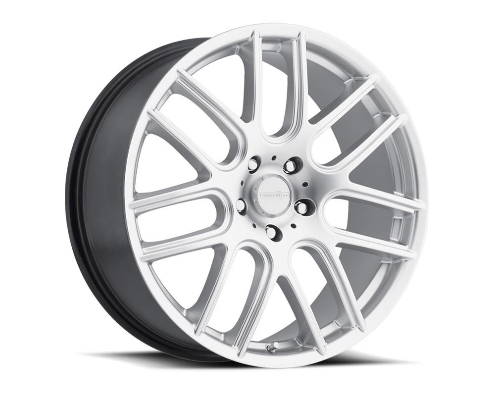Vision Cross II Hyper Silver Wheel 19x8 5x120 38mm