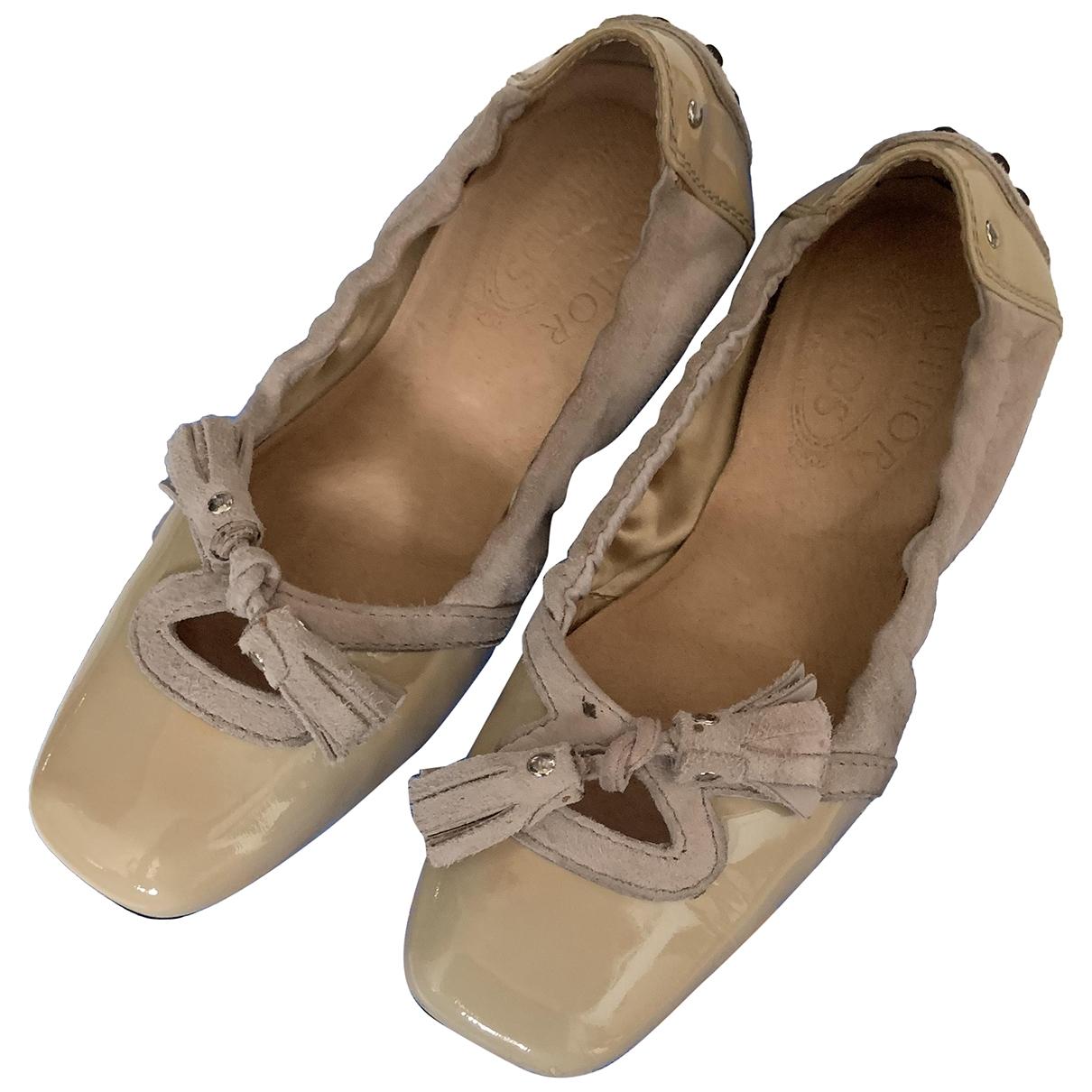 Bailarinas Tod's