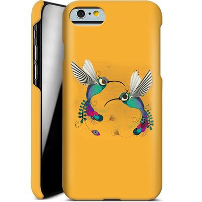Apple iPhone 6s Smartphone Huelle - Hummingbirds von Victoria Topping