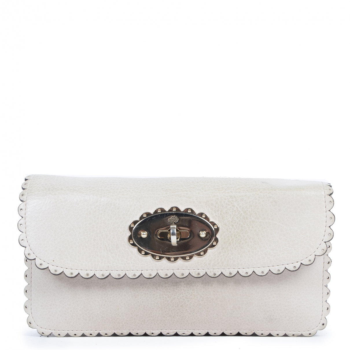 Mulberry \N White Leather wallet for Women \N