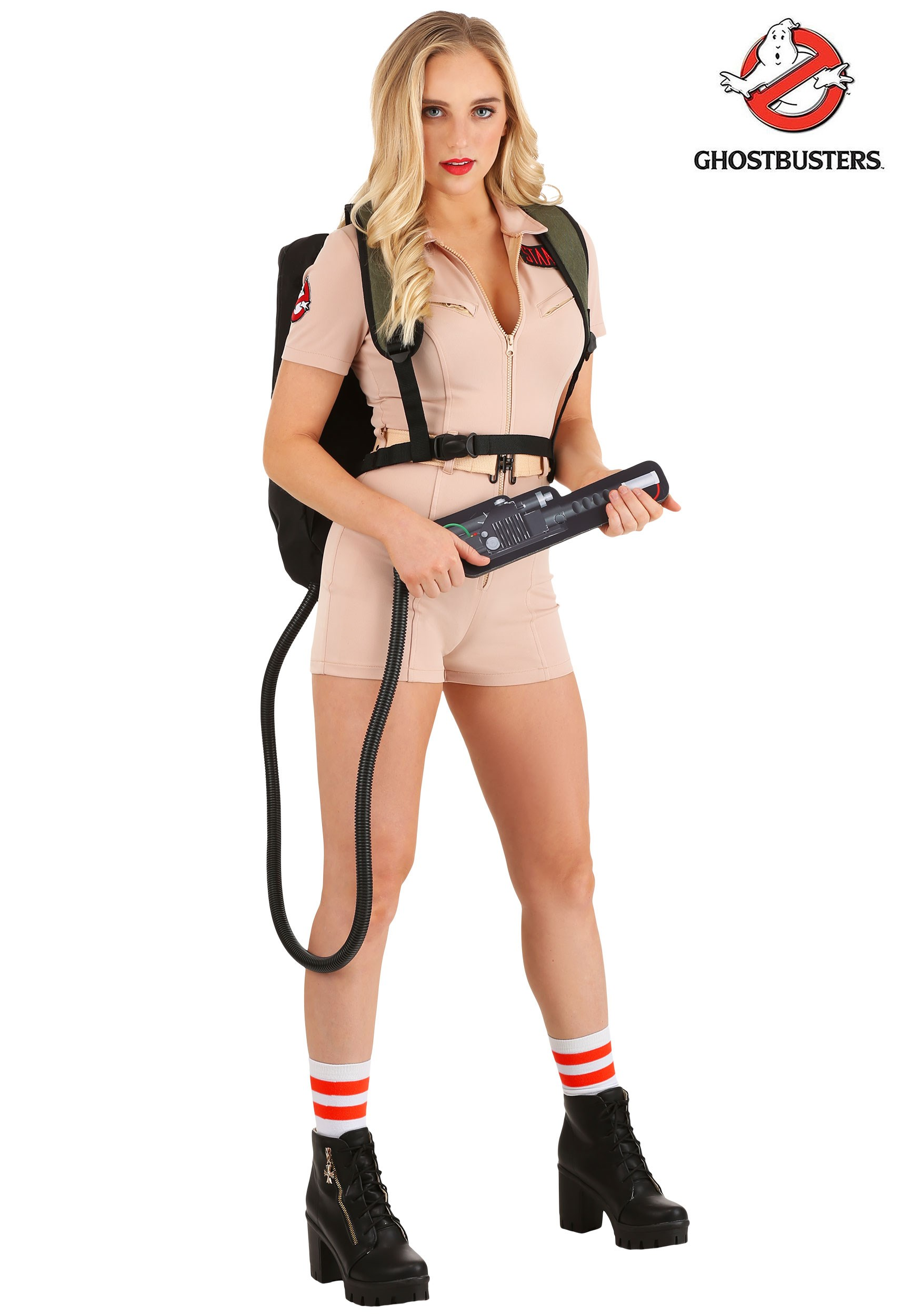 Ghostbusters Womens Daring Ghostbuster Costume