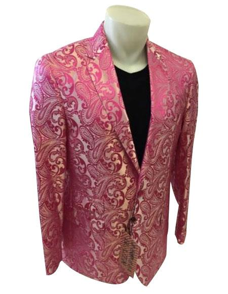 Alberto Nardoni Mens Blazer Fuchsia Wholesale price 95 20PC UPMinimum