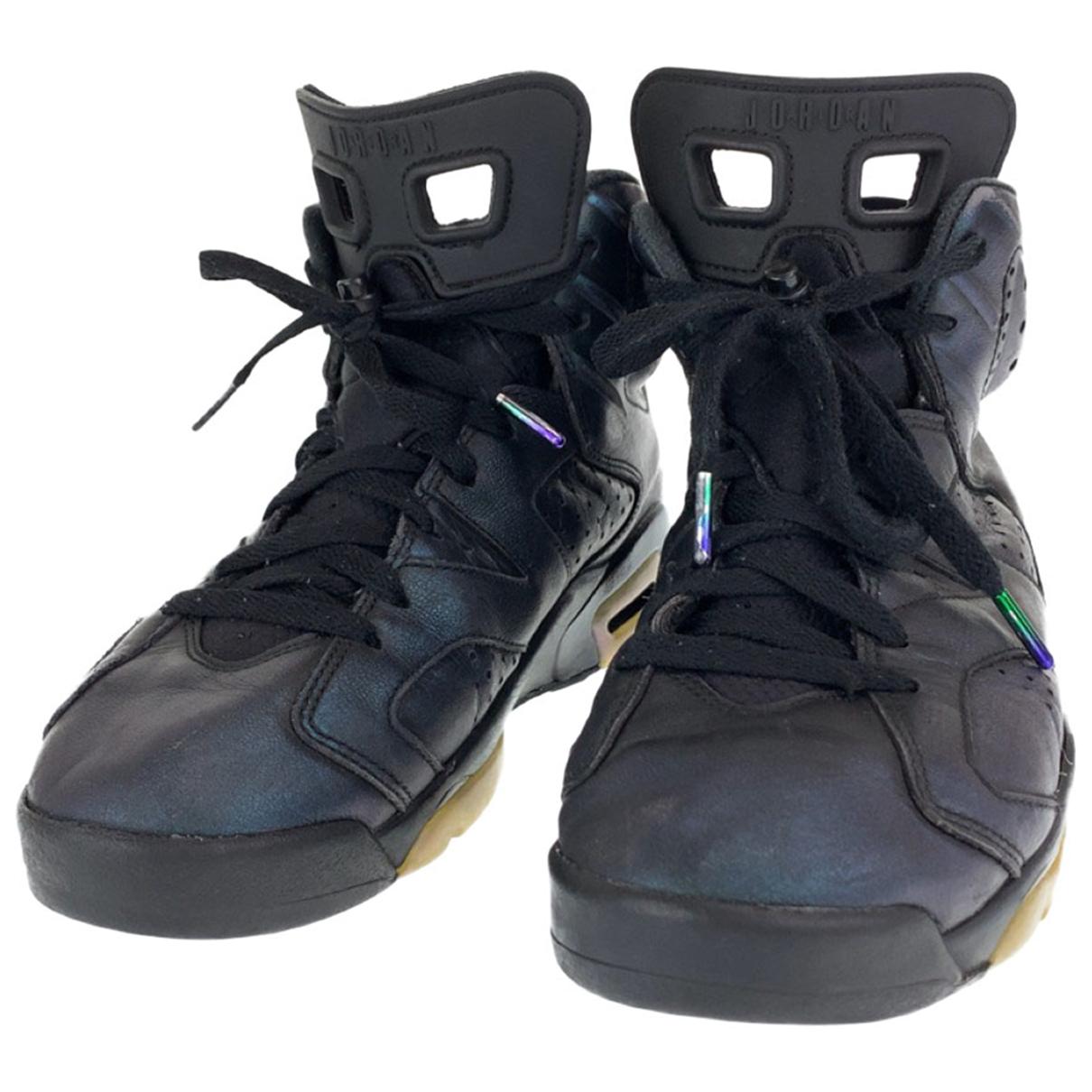Nike - Baskets   pour homme en cuir
