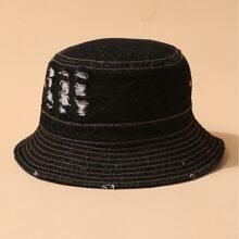 Sombrero cubo roto