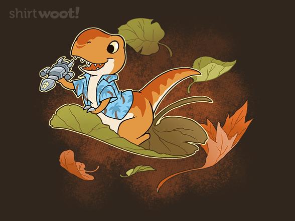 Leafy Wind T Shirt