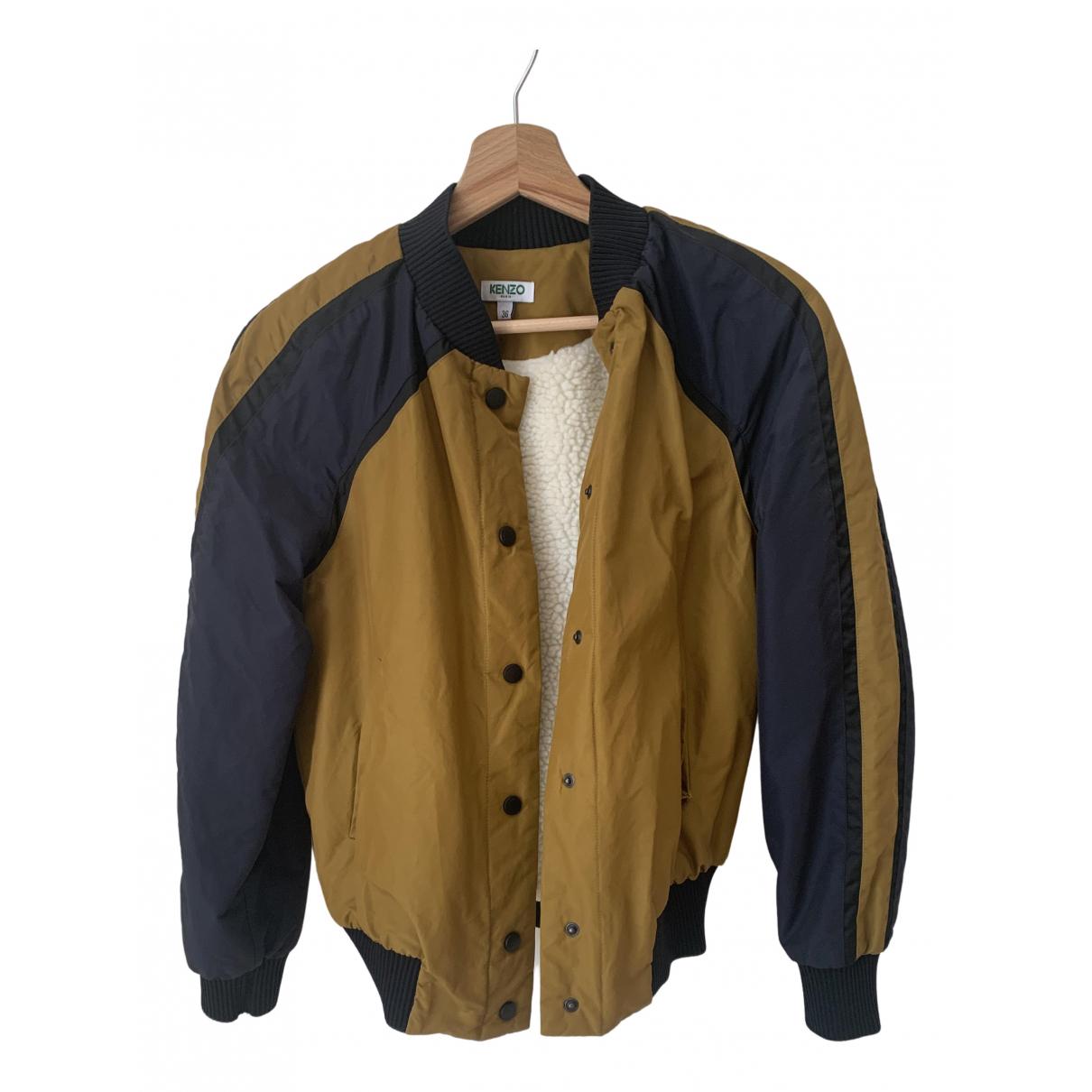 Kenzo \N Multicolour Cotton jacket for Women 36 IT