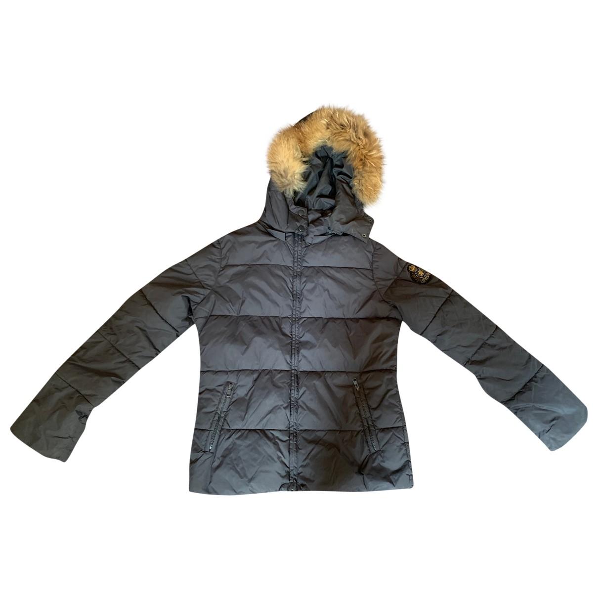 Bel Air - Blousons.Manteaux   pour enfant - gris