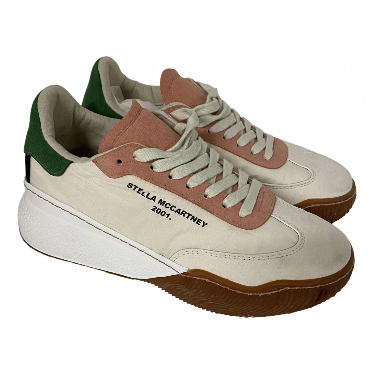 Stella Mccartney \N Sneakers in Leinen