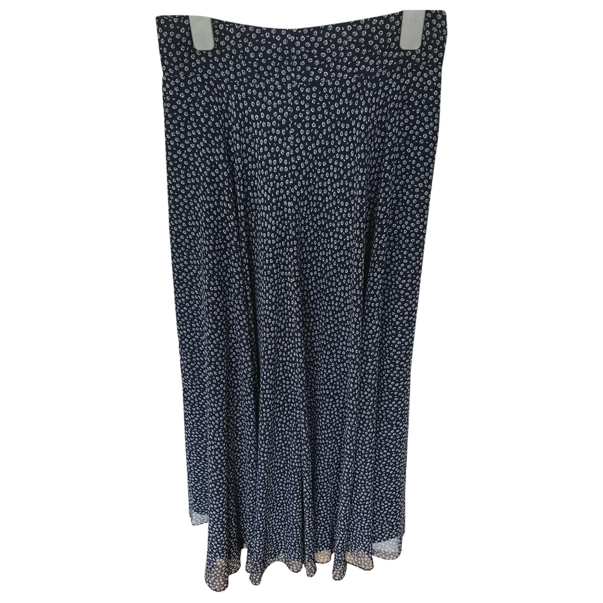 Diane Von Furstenberg \N Navy skirt for Women 4 US