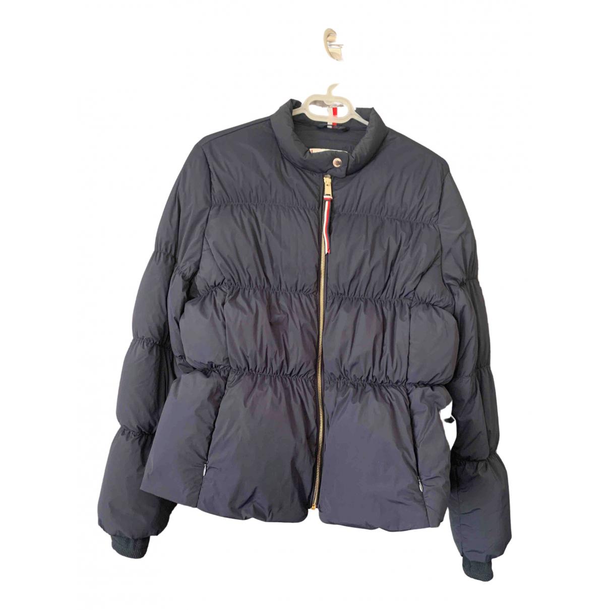 Tommy Hilfiger N Blue coat for Women XXL International