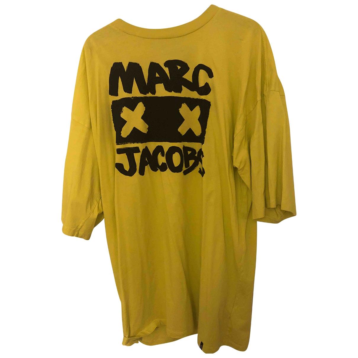 Marc Jacobs \N T-Shirts in  Gelb Baumwolle