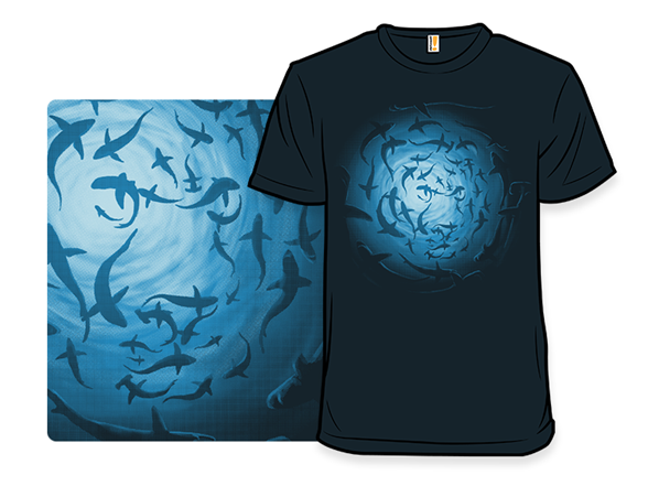 Tiger Shark T Shirt