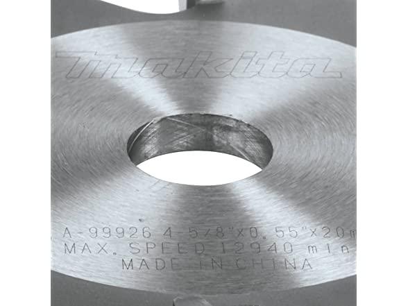 Makita Aluminum Carbide-tipped Blade