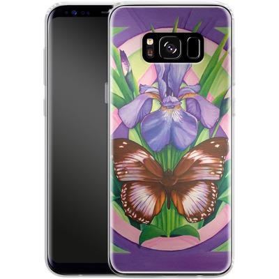 Samsung Galaxy S8 Silikon Handyhuelle - Teri Rosario - Rebirth von TATE and CO