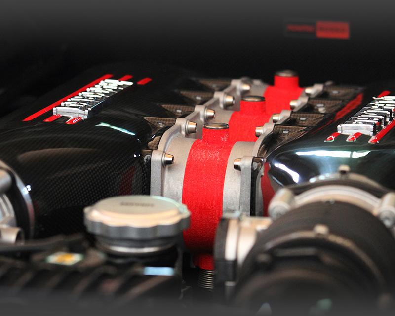 Novitec F1 458 62 Stage 3 Power Package Ferrari 458 Speciale 13-15