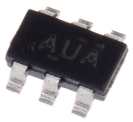 Texas Instruments TPS27081ADDCR Dual High Side MOSFET Power Driver 6-Pin, SOT-23 (2)