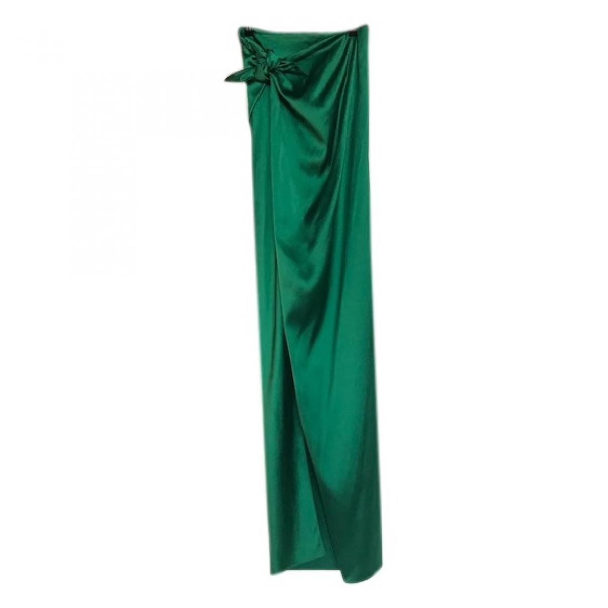 Balenciaga - Jupe   pour femme - vert