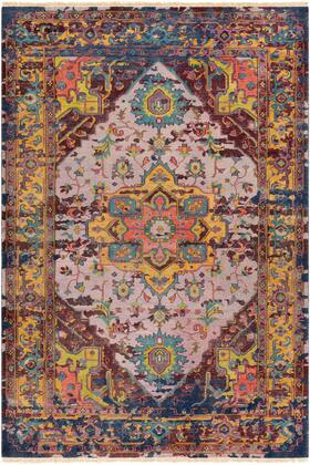 Festival FVL-1004 9' x 13' Rectangle Traditional Rug in