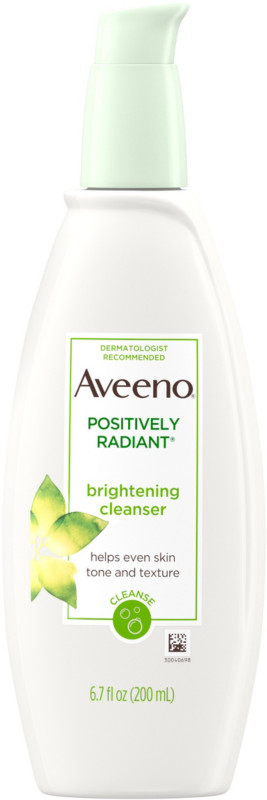 Positively Radiant Brightening Facial Cleanser