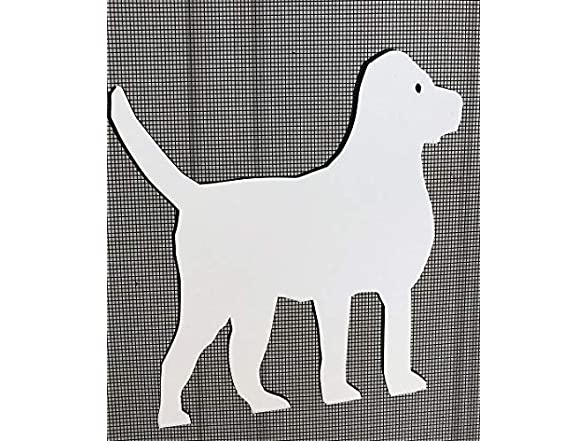 Dcentral Large Family Dog Screen Magnet