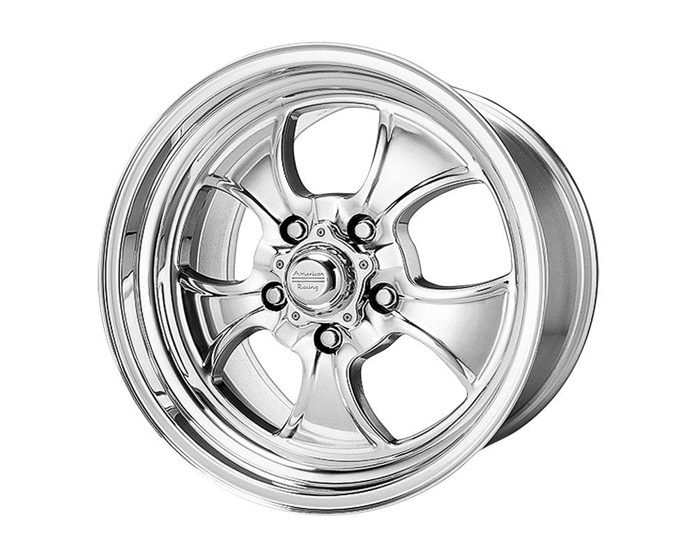 American Racing VN450 Hopster Wheel 15x10 Blank +0mm Polished