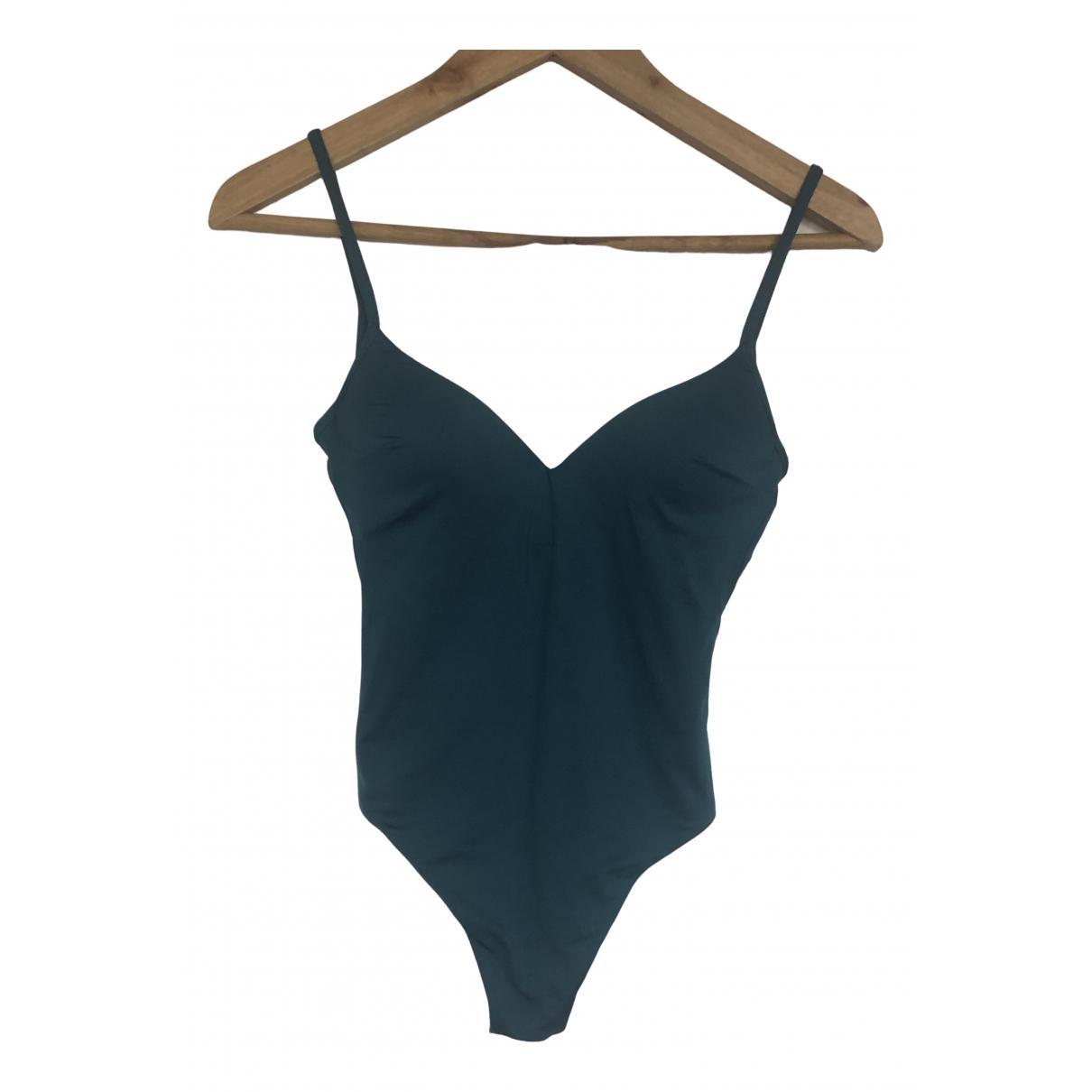 La Perla \N Badeanzug in  Blau Synthetik